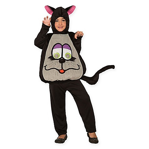 baby wiggle eyes size small childrens cat halloween costume