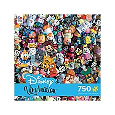 image of Ceaco Disney Collections 750-Piece Vinylmation Jigsaw Puzzle