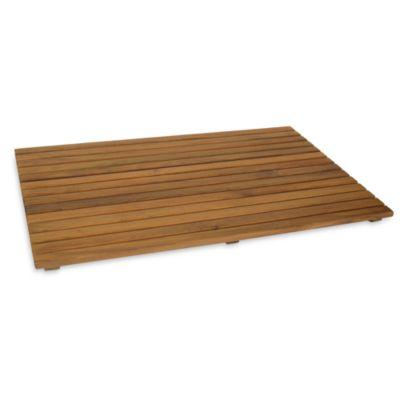 outdoor shower mat | Bed Bath & Beyond