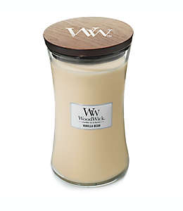 Vela en vaso de vidrio WoodWick® Vainilla Bean de 623.69 g