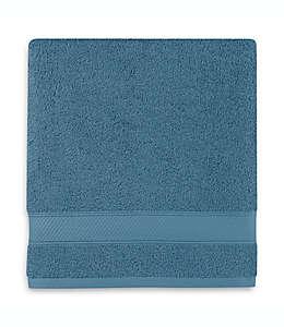 Toalla de medio baño de algodón Wamsutta® Hygro® Duet color turquesa