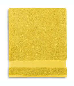 Toalla de baño de algodón Wamsutta® Hygro® Duet color amarillo
