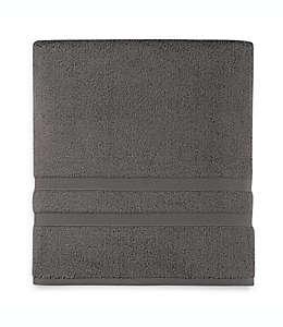 Toalla de medio baño de algodón Wamsutta® Ultra Soft MICRO COTTON® color gris carbón