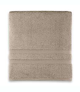 Toalla de medio baño de algodón Wamsutta® Ultra Soft MICRO COTTON® color gris pardo