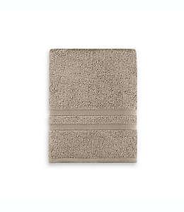 Toalla para manos Ultra Soft MICRO COTTON® Wamsutta® en gris pardo