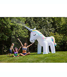 Inflable de vinilo en forma de unicornio BigMouth Inc.