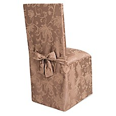 Dining Chair Covers Bed Bath Amp Beyond