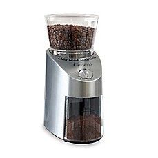 Capresso Infinity Conical Burr Grinders Bed Bath Beyond