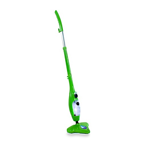image of H20® Mop X5™ 5- in-1 Cleaning Machine with Steamer - Steam Cleaners - Shark Mop, Steam Mop & Floor Cleaner - Bed Bath
