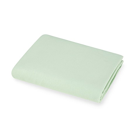 Tl Care 174 Knit Fitted Crib Sheet Made With Organic Cotton
