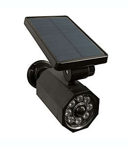 Lámpara solar de plástico Bell + Howell de 4 watts
