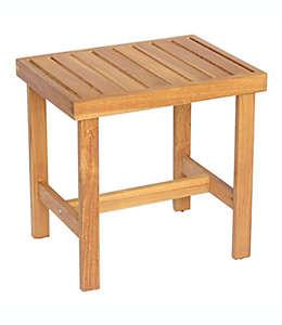 Banco de madera de teca Haven™