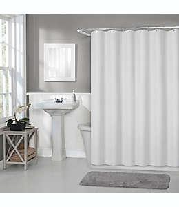 Forro para cortina de baño de poliéster Titan® de 1.77 x 1.82 m color blanco