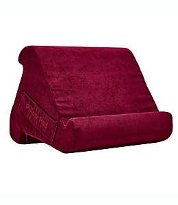 Cojín para tablet de espuma As Seen on TV Pillow Pad color rojo