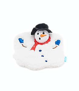 Juguete de poliéster para perro BARK Frosty's con forma de muñeco de nieve derretido