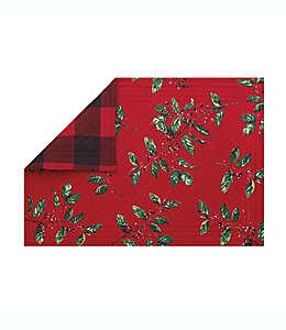 Mantel individual de algodón Bee & Willow™ Home reversible