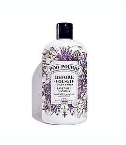 Desodorante en aerosol para baño Poo-Pourri® Before-You-Go®, de 16 oz. (473.17 mL) en aroma lavanda vainilla