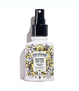 Desodorante en aerosol para baño Poo-Pourri® Before-You-Go®, de 2 oz. (59.14 mL), aroma cítrico original