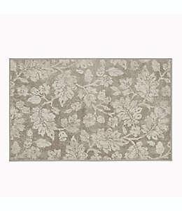Tapete decorativo de poliéster Eden Everly 68.58 cm x 1.06 m color gris