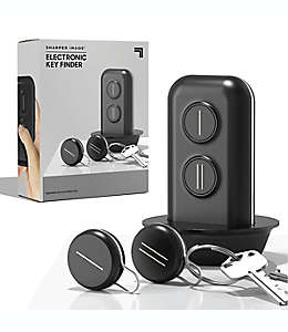 Localizador de llaves magnético Sharper Image® en negro