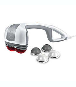 Masajeador portátil HoMedics®, con percusión y calor