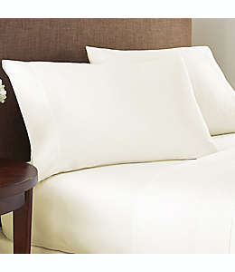 Fundas para almohadas king NestWell™ Ultimate color blanco garceta