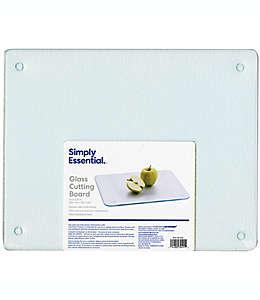 Tabla para picar Simply Essential™ de vidrio