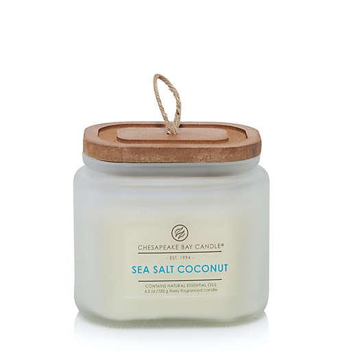 Chesapeake Bay Candle Sea Salt Coconut Small Jar Candle