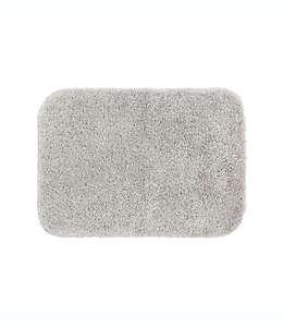 Tapete para baño de nylon Simply Essential™ color gris