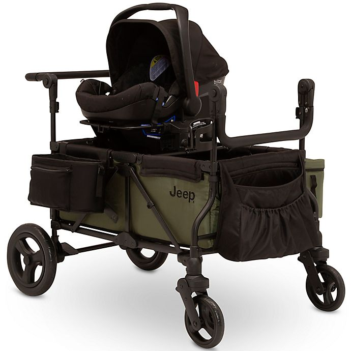 40+ Jeep wrangler stroller wagon cup holder info