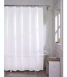 Forro de PEVA para cortina de baño medio Simply Essential™ de 1.37 x 1.98 m