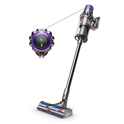 Dyson Outsize Cordless Vacuum Cleaner in Nickel (Was $799.99, Now 699.99)