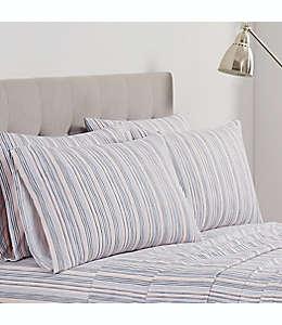 Set de fundas para almohadas estándar de microfibra Simply Essential™ Painterly