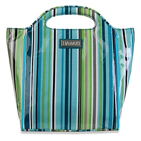 Hadaki O'Stripes Insulated Lunch Pod in Stripes
