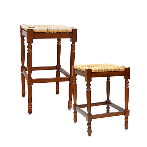 Carolina Chair Amp Table Company Antique Hawthorne Stool In