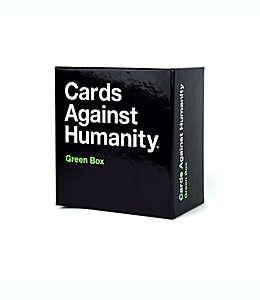 Juego de cartas Against Humantiy BX3 Green Box
