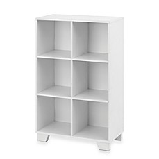 image of Real Simple® 6-Cube Storage Unit in White
