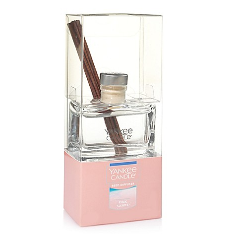 Yankee Candle® Signature Mini Reed Diffuser in Pink Sands™