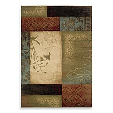 image of Oriental Weavers Hudson Area Rug in Multi/Collage