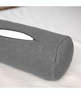 Protector de rayón para almohada Therapedic® para cuello color gris