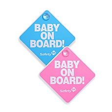 image of Safety 1st®  Baby On Board Sign