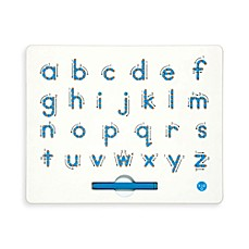 image of Kid-O a to z Magnatab in Blue (Lower Case)