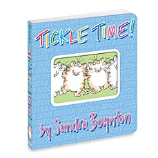 image of Tickle Time!: A book by Sandra Boynton