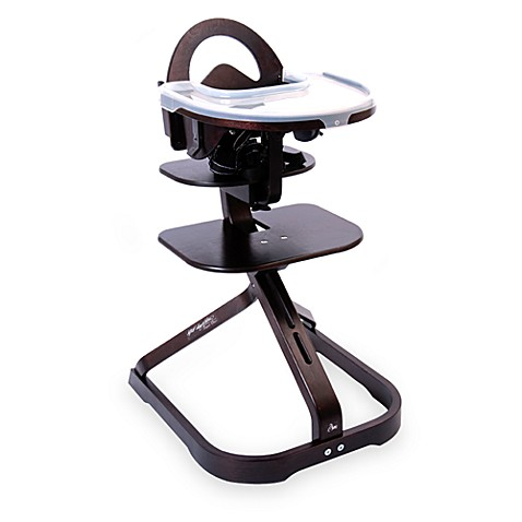 Svanu0026reg; Signet Complete High Chair In Espresso