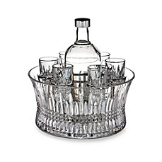 image of Waterford® Lismore Diamond Vodka Set-Inchill Bowl