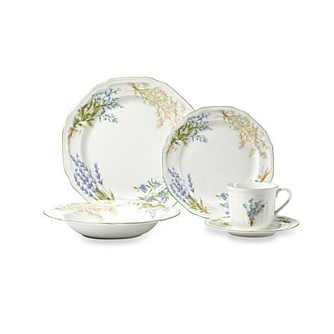 Mikasau0026reg; Botanical Bouquet Dinnerware  sc 1 st  Bed Bath u0026 Beyond & Mikasa® Botanical Bouquet Dinnerware - Bed Bath u0026 Beyond