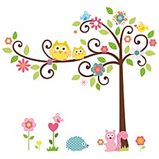 Image Of RoomMates Scroll Tree Peel U0026 Stick Mega Pack Wall Decals Part 34