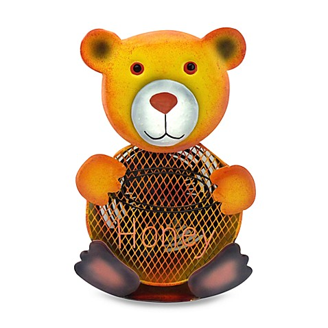 Himalayan Breeze Large Decorative Bear Fan Bed Bath Amp Beyond