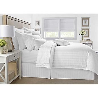 Wamsutta® 500 Thread Count PimaCott® Damask Stripe Comforter Set