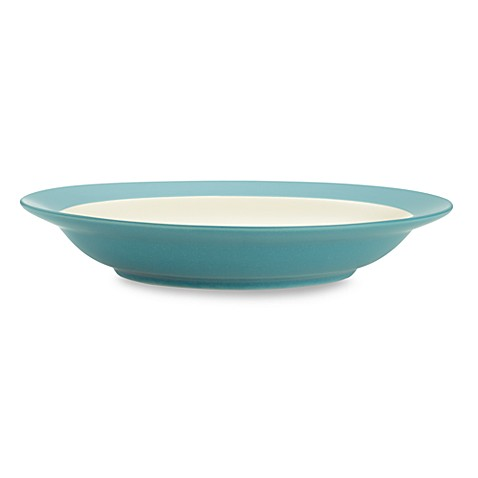 Noritake® Colorwave Pasta Bowl in Turquoise